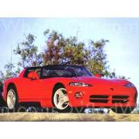 Поколение Dodge Viper I