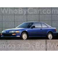 Поколение Acura Integra II 3 дв. хэтчбек