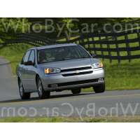 Поколение Chevrolet Malibu VI седан