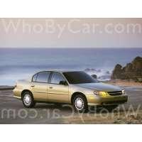 Поколение Chevrolet Malibu V рестайлинг