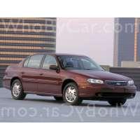 Поколение Chevrolet Malibu V