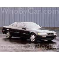 Поколение Acura Legend II купе