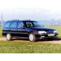 Поколение Chevrolet Omega A 5 дв. универсал