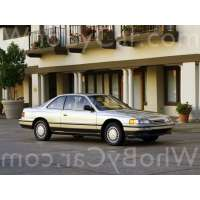 Поколение Acura Legend I купе