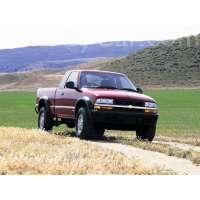 Поколение Chevrolet S-10 Pickup пикап с полуторной кабиной