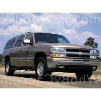 Поколение Chevrolet Suburban X