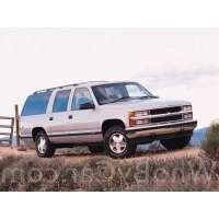 Поколение Chevrolet Suburban IX