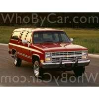 Поколение Chevrolet Suburban VIII