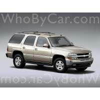 Поколение Chevrolet Tahoe II