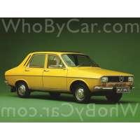 Поколение Dacia 1300 седан
