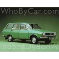 Поколение Dacia 1300 5 дв. универсал