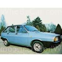 Поколение Dacia 1310 5 дв. хэтчбек