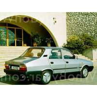 Поколение Dacia 1310 седан