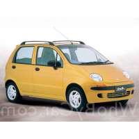 Поколение Daewoo Matiz I
