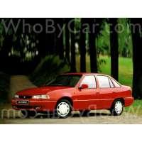 Поколение Daewoo Nexia I седан