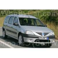 Поколение Dacia Logan I 5 дв. универсал