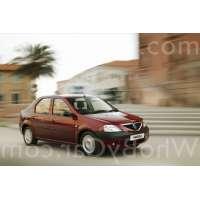 Поколение Dacia Logan I седан