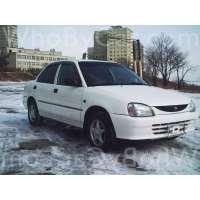 Поколение Daihatsu Charade IV седан рестайлинг