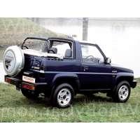 Поколение Daihatsu Feroza открытый внедорожник