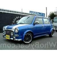 Поколение Daihatsu Mira Gino I 5 дв. хэтчбек