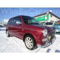 Поколение Daihatsu Mira Gino I 3 дв. хэтчбек