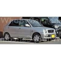 Поколение Daihatsu Opti седан