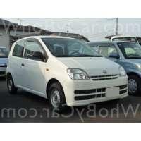 Поколение Daihatsu Mira VI 3 дв. хэтчбек