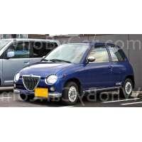 Поколение Daihatsu Opti 3 дв. хэтчбек