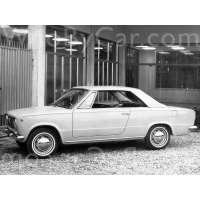 Поколение Fiat 124 кабриолет