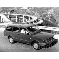 Поколение Fiat 127 3 дв. универсал
