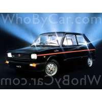 Поколение Fiat 127 3 дв. хэтчбек