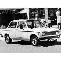 Поколение Fiat 128 седан