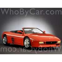 Поколение Ferrari 348 родстер