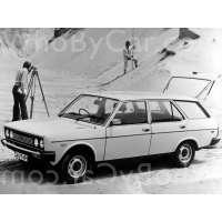 Поколение Fiat 131 5 дв. универсал