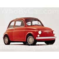 Поколение Fiat 500 I