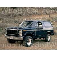 Поколение Ford Bronco III