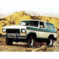 Поколение Ford Bronco II