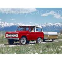Поколение Ford Bronco I