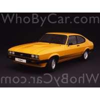 Поколение Ford Capri III