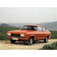 Поколение Ford Capri II