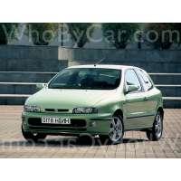 Поколение Fiat Bravo I