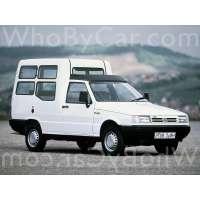 Поколение Fiat Fiorino I