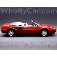 Поколение Ferrari Mondial кабриолет