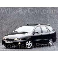 Поколение Fiat Marea 5 дв. универсал