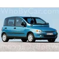 Поколение Fiat Multipla I