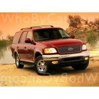 Поколение Ford Expedition I