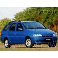 Поколение Fiat Palio I 5 дв. универсал