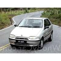 Поколение Fiat Palio I 5 дв. хэтчбек