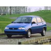 Поколение Ford Festiva II
