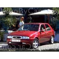 Поколение Ford Fiesta Mk4 5 дв. хэтчбек